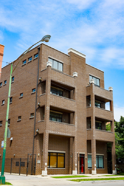 Chicago Condo/Townhouse New: 2224 West Touhy Avenue #4E