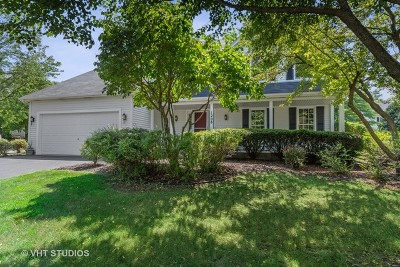 Batavia  Single Family Home For Sale: 1208 North Avenue
