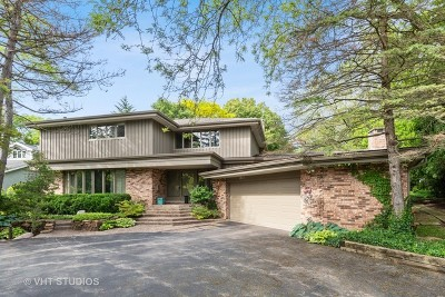 Highland Park Single Family Home For Sale: 1015 Carlyle Terrace