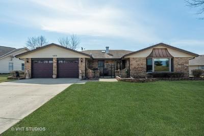 Bartlett Single Family Home New: 1225 Lynnfield Lane