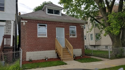 Cook County Single Family Home New: 7322 South Woodlawn Avenue