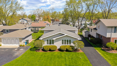 Downers Grove Single Family Home For Sale: 1112 67th Street