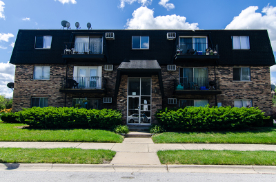 Alsip Condo/Townhouse For Sale: 4839 West Engle Road #1A