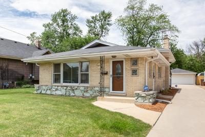 Berkeley Single Family Home For Sale: 5830 West Maple Avenue