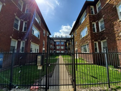 Cook County Condo/Townhouse New: 4650 North St Louis Avenue #3C