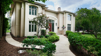 River Forest Single Family Home New