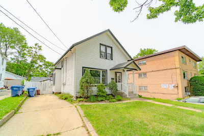 Cook County Single Family Home New: 2633 New Street