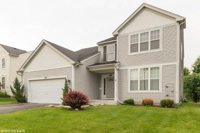 North Aurora Single Family Home For Sale: 712 Stewart Avenue