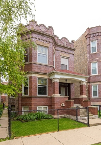 Multi Family Home For Sale: 2337 West Cortez Street