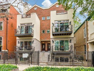Condo/Townhouse For Sale: 2029 West St Paul Avenue #1E