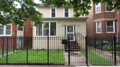 Single Family Home For Sale: 4330 North Sawyer Avenue