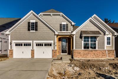 Willowbrook Single Family Home New: 333 Arabian Circle