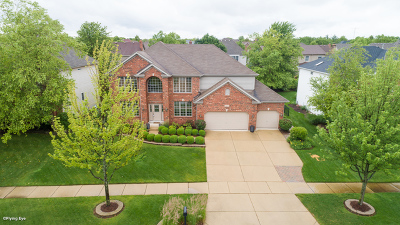 Single Family Home New: 3419 Redwing Drive