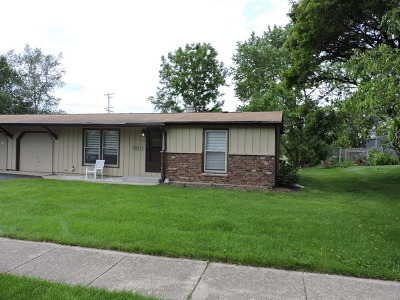 Huntley Condo/Townhouse For Sale: 10517 Cindy Jo Avenue
