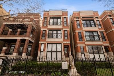 Chicago Condo/Townhouse New: 3333 North Seminary Avenue #3