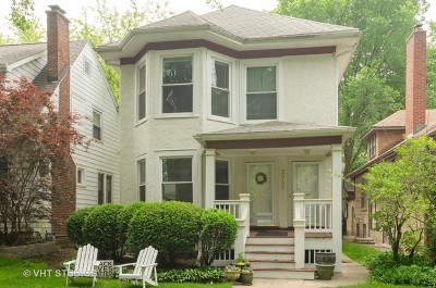 Evanston IL Multi Family Home New: $800,000