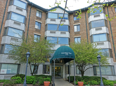 Glen Ellyn Condo/Townhouse New: 470 Fawell Boulevard #312