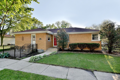 Lombard Single Family Home New: 326 South Chase Avenue