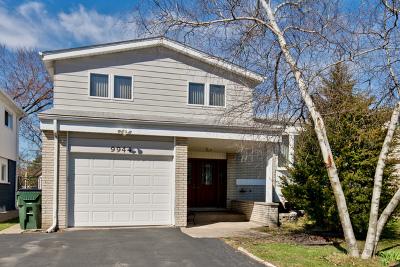 Niles Single Family Home New: 9944 North Huber Lane