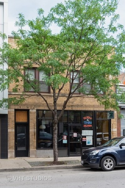 Multi Family Home For Sale: 1624 West Belmont Avenue