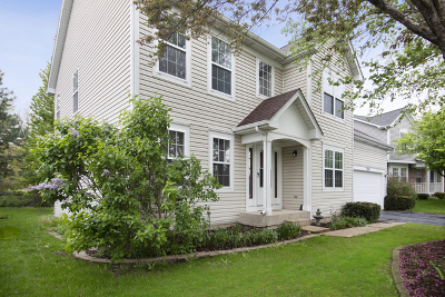 Aurora Single Family Home New: 2505 Autumn Grove Circle