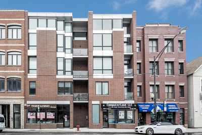 Multi Family Home For Sale: 2628 North Halsted Street