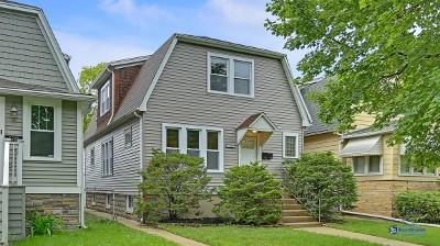 Chicago Multi Family Home New: 5350 North Latrobe Avenue