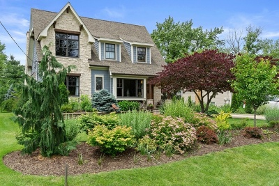 Downers Grove Single Family Home Price Change: 4710 Cumnor Road
