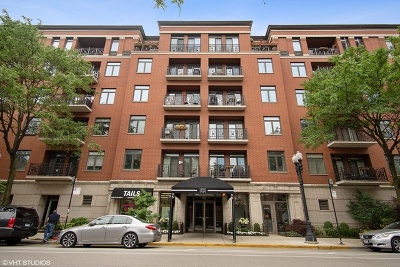Condo/Townhouse For Sale: 1414 North Wells Street #603