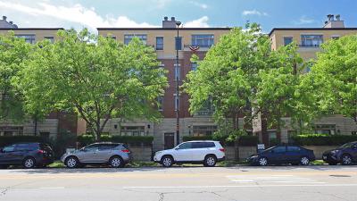 Condo/Townhouse New: 3450 North Ashland Avenue #1N