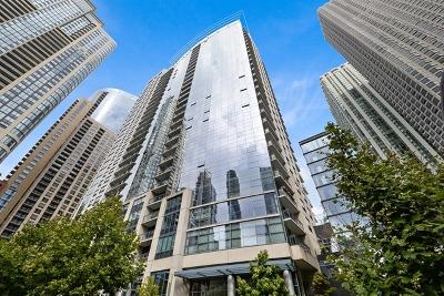 Chicago Condo/Townhouse New: 201 North Westshore Drive #2108