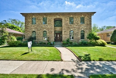 Skokie Single Family Home New: 9445 Lowell Avenue