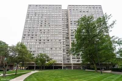 Chicago Condo/Townhouse New: 4800 South Lake Park Avenue #1106
