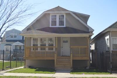 Chicago Multi Family Home New: 2210 North Nagle Avenue