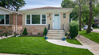 Chicago Single Family Home New: 6501 North Oliphant Avenue
