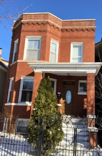 Chicago Multi Family Home New: 2433 North Harding Avenue