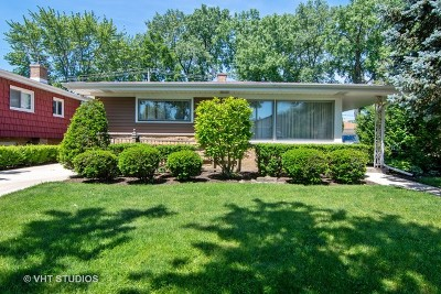 Morton Grove Single Family Home New: 8944 Oak Park Avenue
