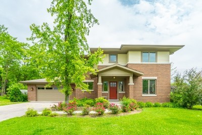 Palatine Single Family Home New: 1202 North Oakridge Court