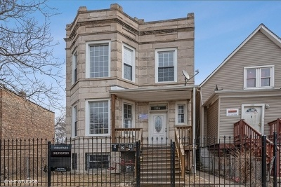 Chicago Multi Family Home New: 417 South Kilbourn Avenue