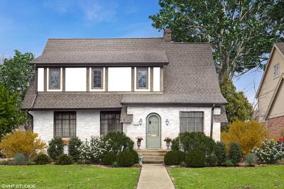 Hinsdale Single Family Home For Sale: 633 South Washington Street