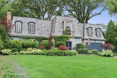 Glencoe Single Family Home For Sale: 926 Elm Place