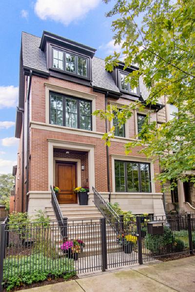 Single Family Home For Sale: 3639 North Magnolia Avenue
