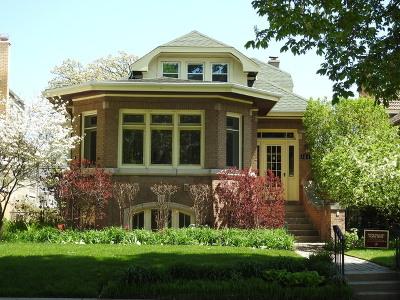 Oak Park Single Family Home For Sale: 1212 Edmer Avenue