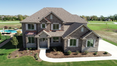 Frankfort Single Family Home For Sale: 8491 Stone Creek Boulevard