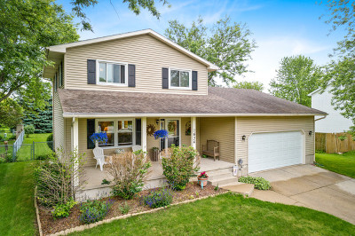 Sycamore Single Family Home For Sale: 1634 Pebblewood Drive