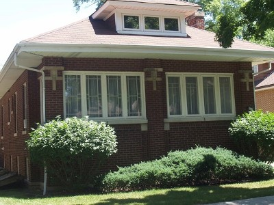 Chicago IL Single Family Home New: $294,000