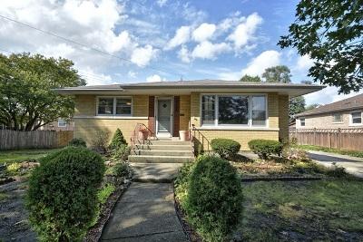 Oak Lawn Single Family Home New: 5420 Drury Lane
