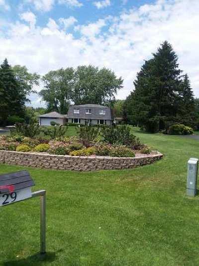 Hoffman Estates Single Family Home New: 29 Windemere Lane