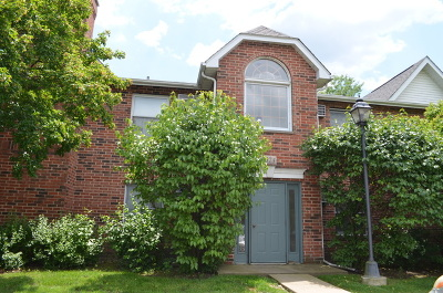 Lake In The Hills Condo/Townhouse New: 1374 Cunat Court #1D