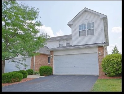 Du Page County Rental New: 421 Coventry Circle